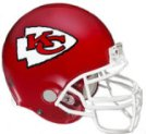 Get a Kansas City Chiefs FatHead Helmet
