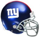 Get a New York Giants Fathead Helmet