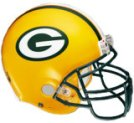 Get a Green Bay Packers Fathead Helmet