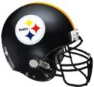 Get a Pittsburgh Steelers FatHead Helmet