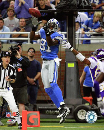 Get this Calvin Johnson Poster